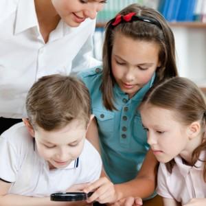Lernhilfen für den Unterricht in den unterschiedlichen Klassenstufen