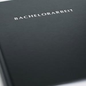 Weg mit der Bachelorarbeit!